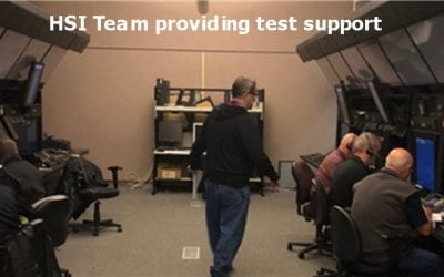 FAA Technical Center HSI Division Test Team