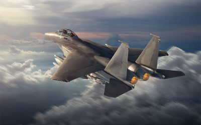 Oasis Systems Awarded $270 Million Contract for the USAF F-15 Modernization Program